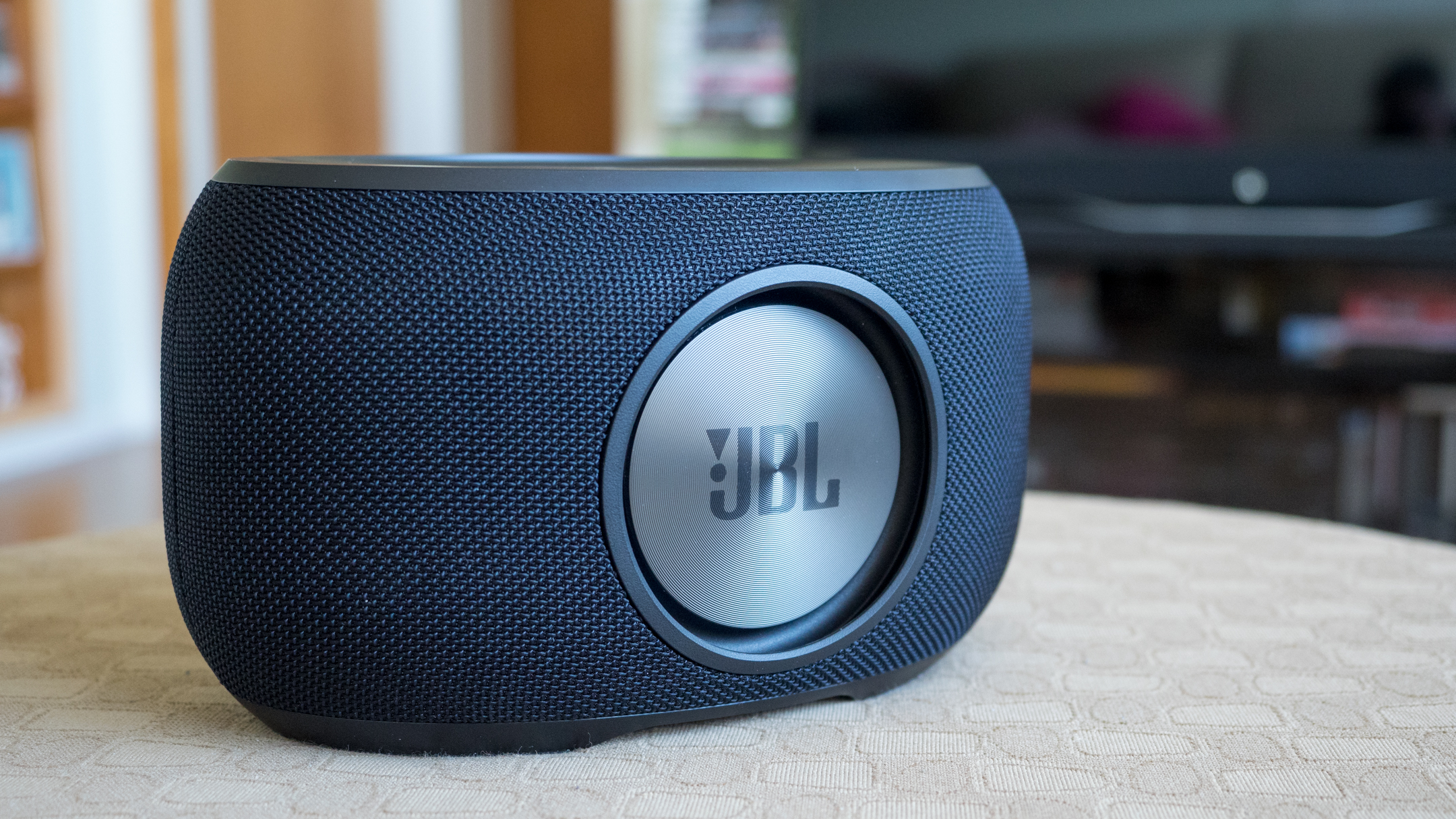 Jbl Bass Jbl Link 300 Smart Speaker Review Techradar