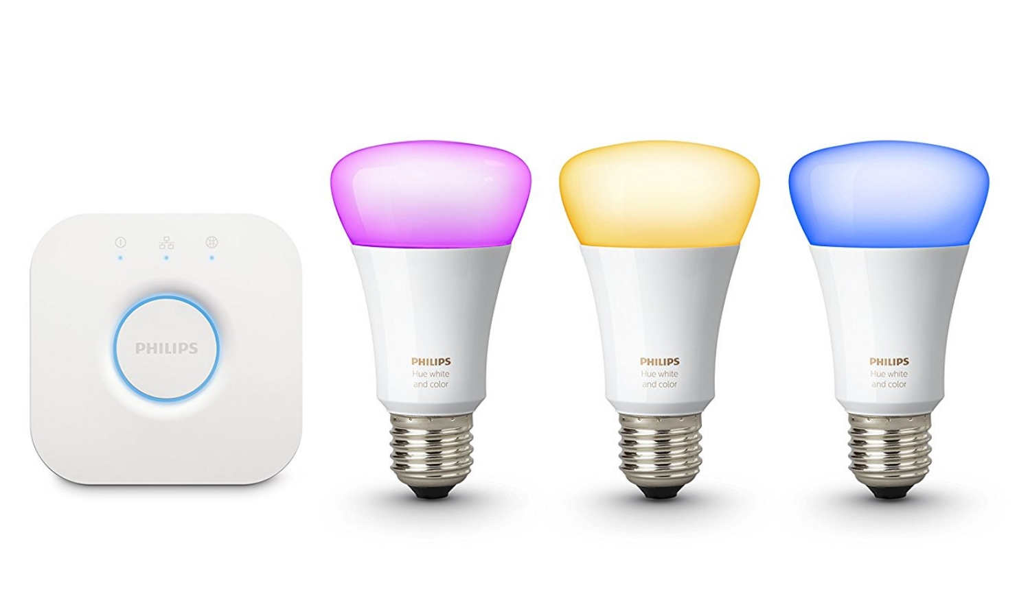 Hue G10 The Best Philips Hue Starter Kit Deals 2019 T3