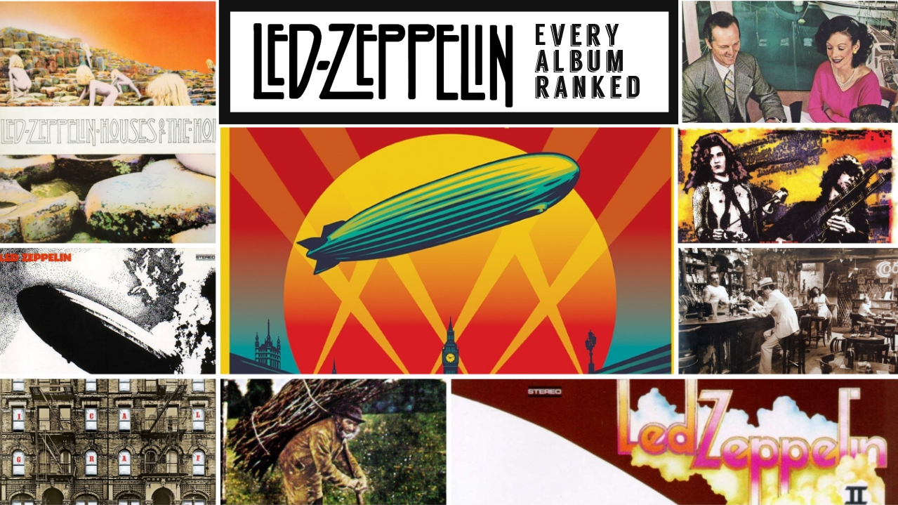 Bad Led Zeppelin Lyrics Led Zeppelin Albums Ranked From Worst To Best The Ultimate