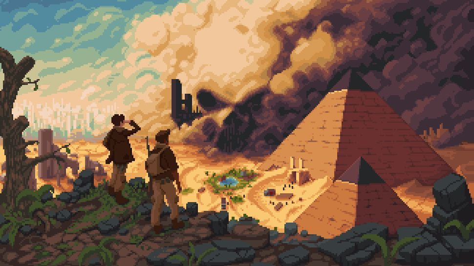 Combat Pc Pathway Is An Indiana Jones-style Pulp Adventure With Turn