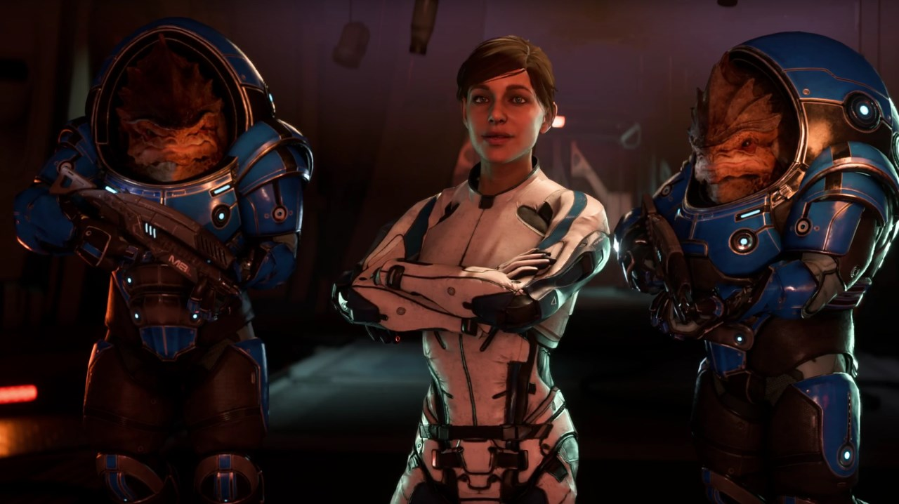 Mass Effectandromeda The Mass Effect Andromeda Multiplayer Beta Has Been Cancelled