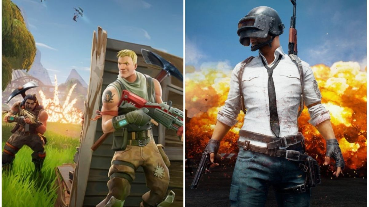 Pubg Logo Clear 1920x1080 Wallpaper Fortnite Vs Pubg Which Is The Game For You Techradar