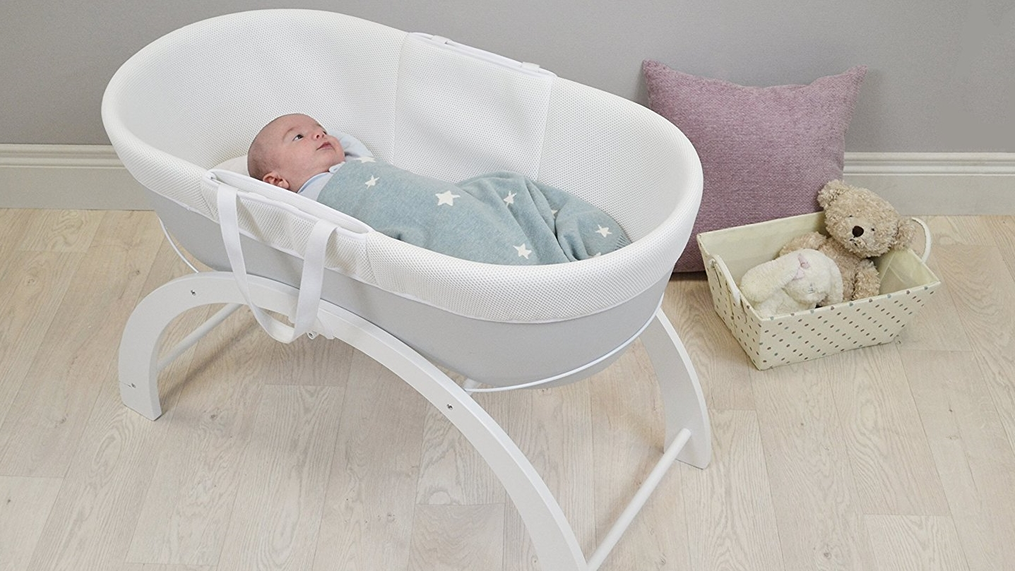 Newborn Bassinet Best The 5 Best Moses Baskets 2018 Theradar