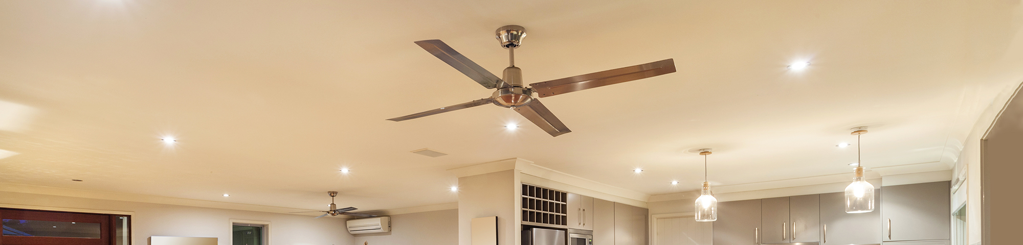 Best Ceiling Fans For Small Rooms Best Ceiling Fans 2019 Reviews Of Indoor Fans And Brands Top