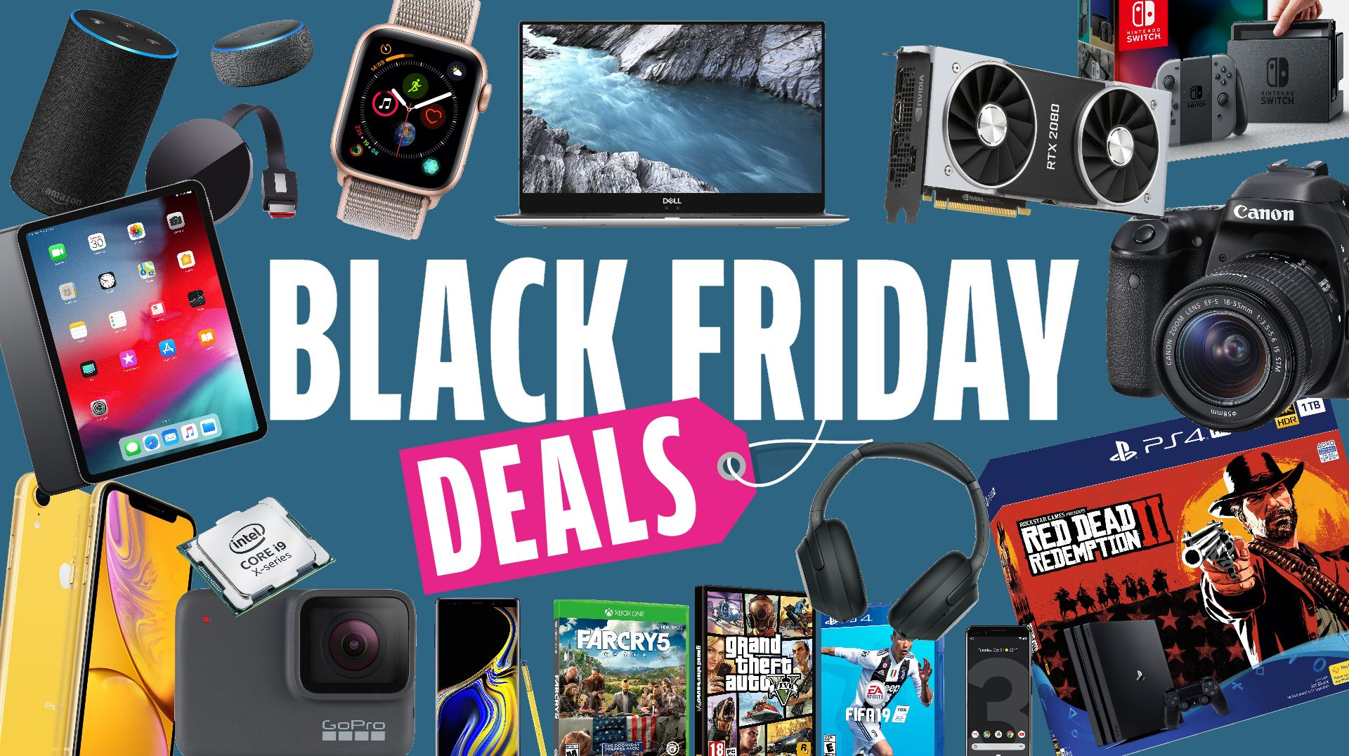 Black Friday Top Angebote Black Friday 2019 Everything You Need To Know About The Next Big