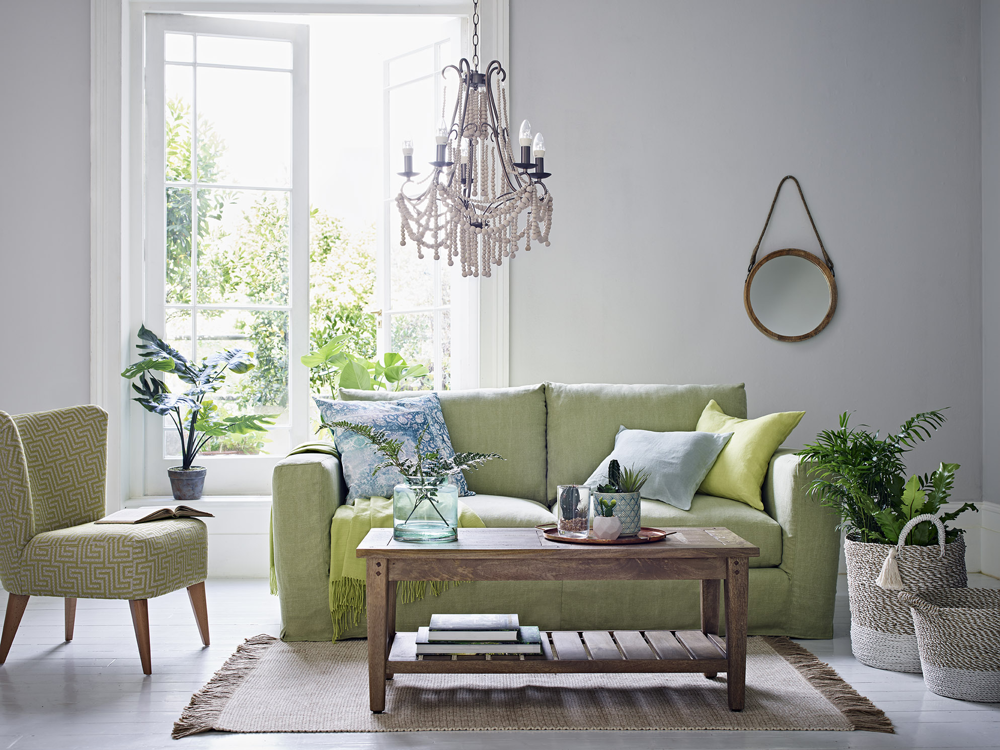 Habitat Rupert Sofa Review Green Sofas 10 Of The Best Real Homes