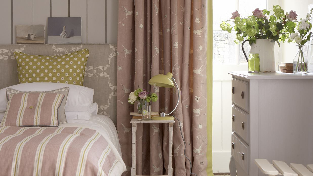 Scandinavian Ready Made Curtains 14 Cosy Scandinavian Bedroom Ideas Real Homes