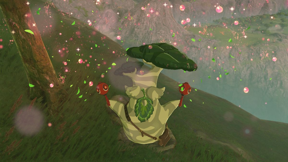 Legend Of Zelda Breath Of The Wild Wallpaper Hd The Legend Of Zelda Breath Of The Wild Korok Seed