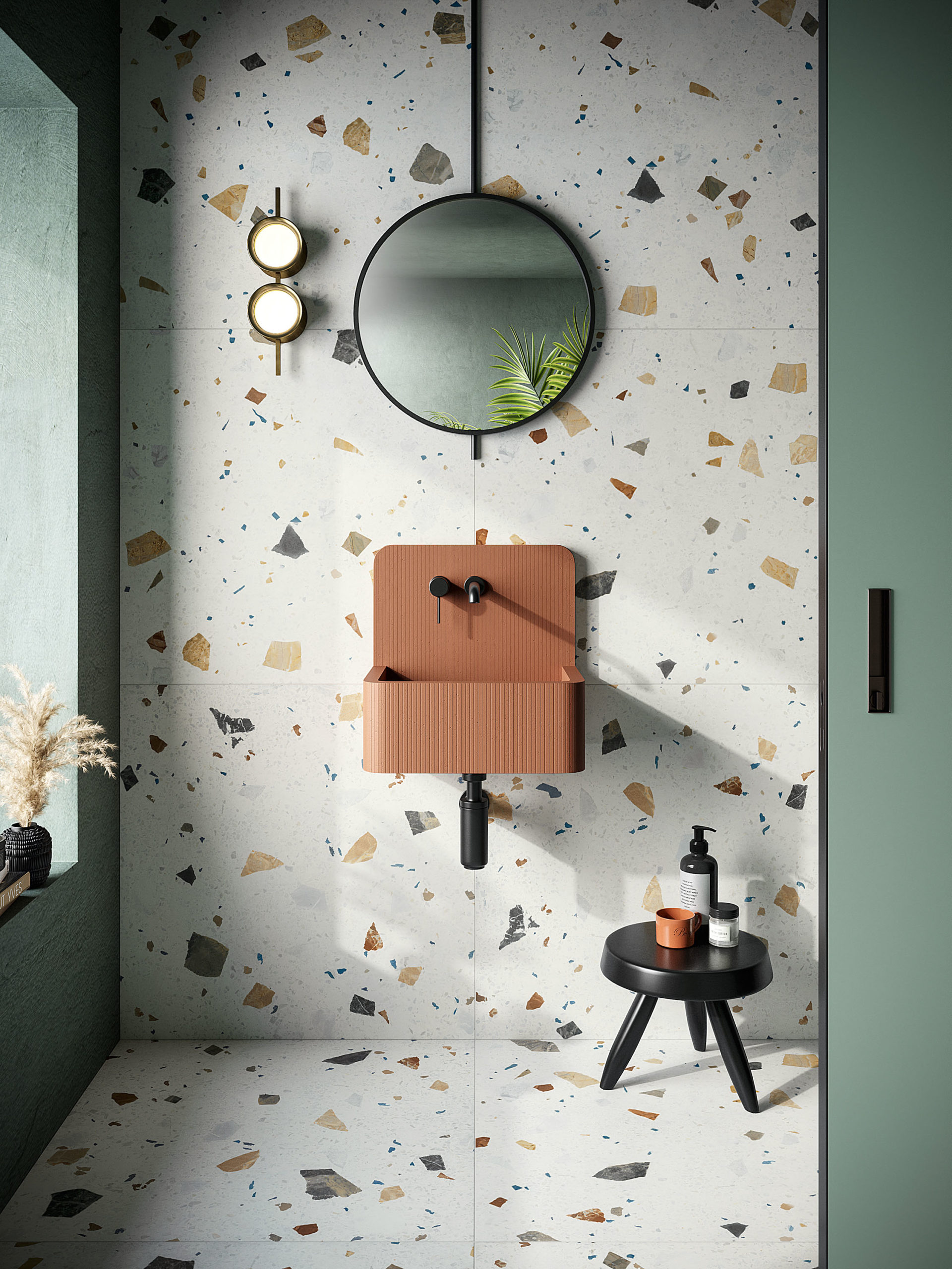 Tile Trends 2021 From Art Deco To New Heritage And Terrazzo Homes Gardens