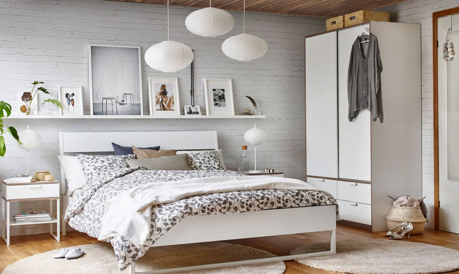 7 Ways Ikea Lighting Can Revolutionise Your Bedroom Revamps Real Homes