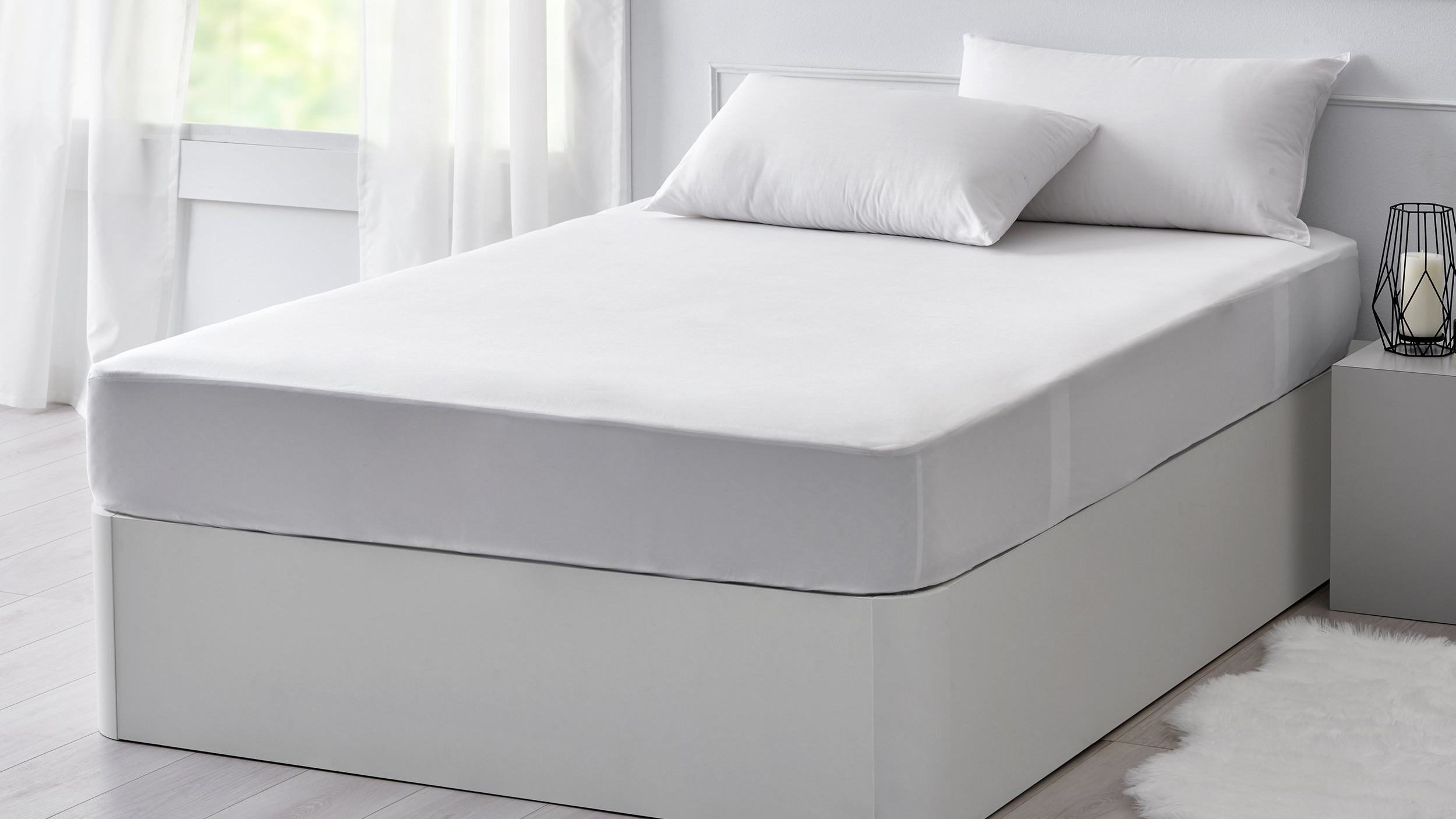 Super King Size Waterproof Mattress Protector The Best Mattress Protectors In 2019 Waterproof Cotton And