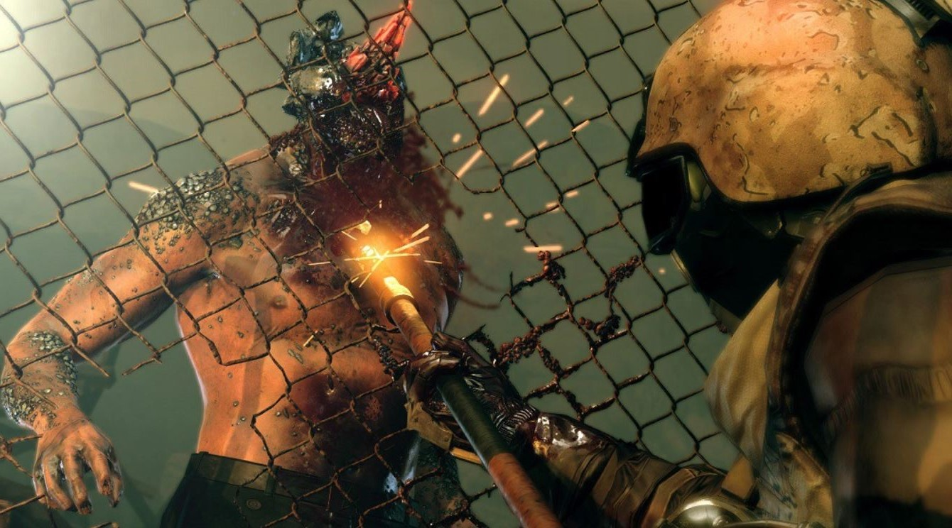 Metal Pc Metal Gear Survive Review Pc Gamer