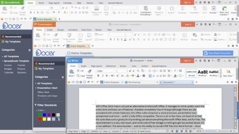 WPS Office Free review and where to download review TechRadar