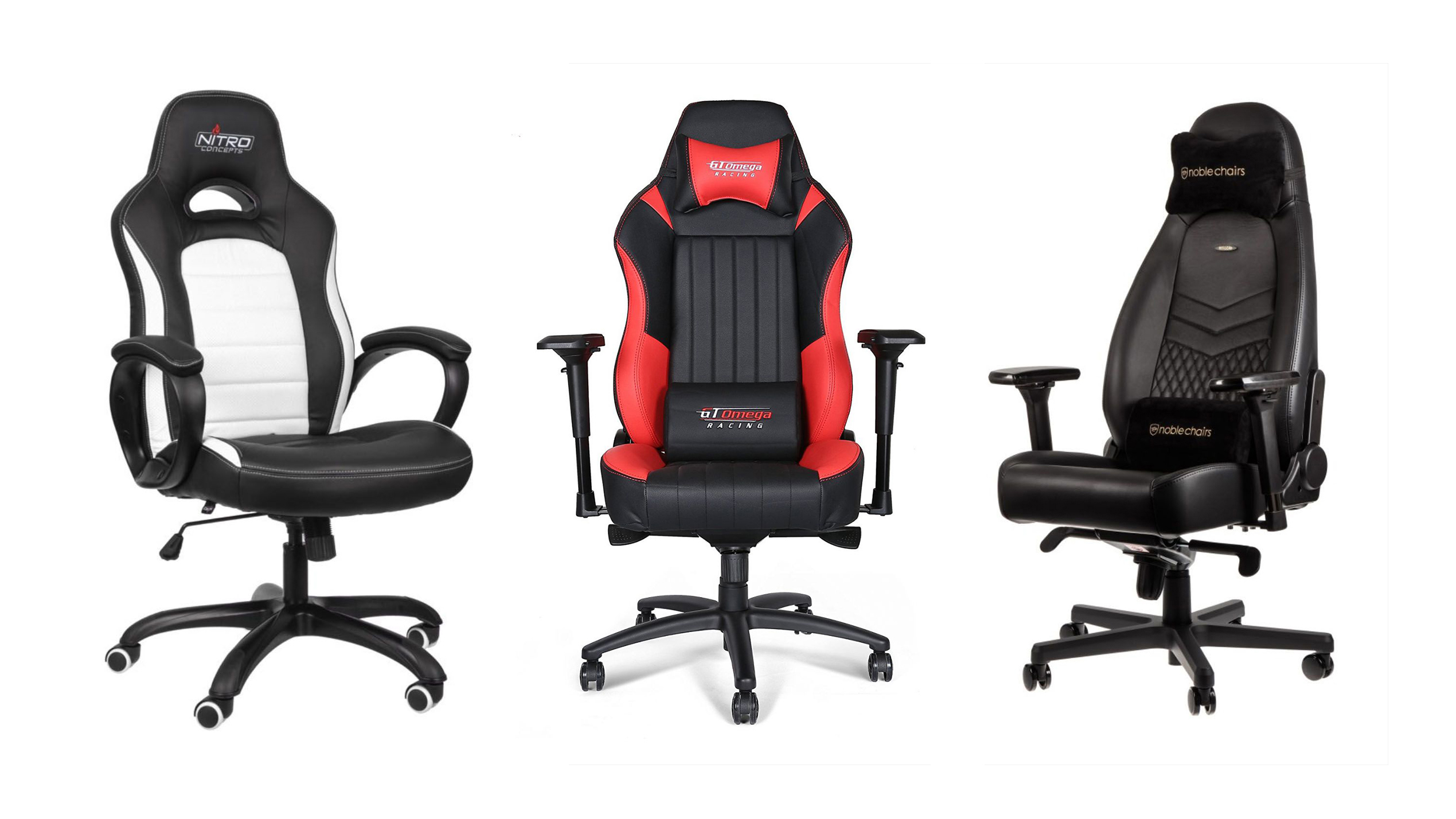 Gt Relax Racer Best Gaming Chairs 2019 T3 S Best Gaming Chair Picks From Pc