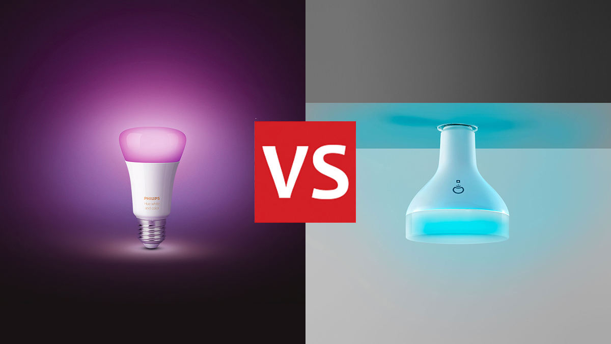 Smart Lighting Philips Hue Vs Lifx Bulbs Which Is The Best Pick For Smart