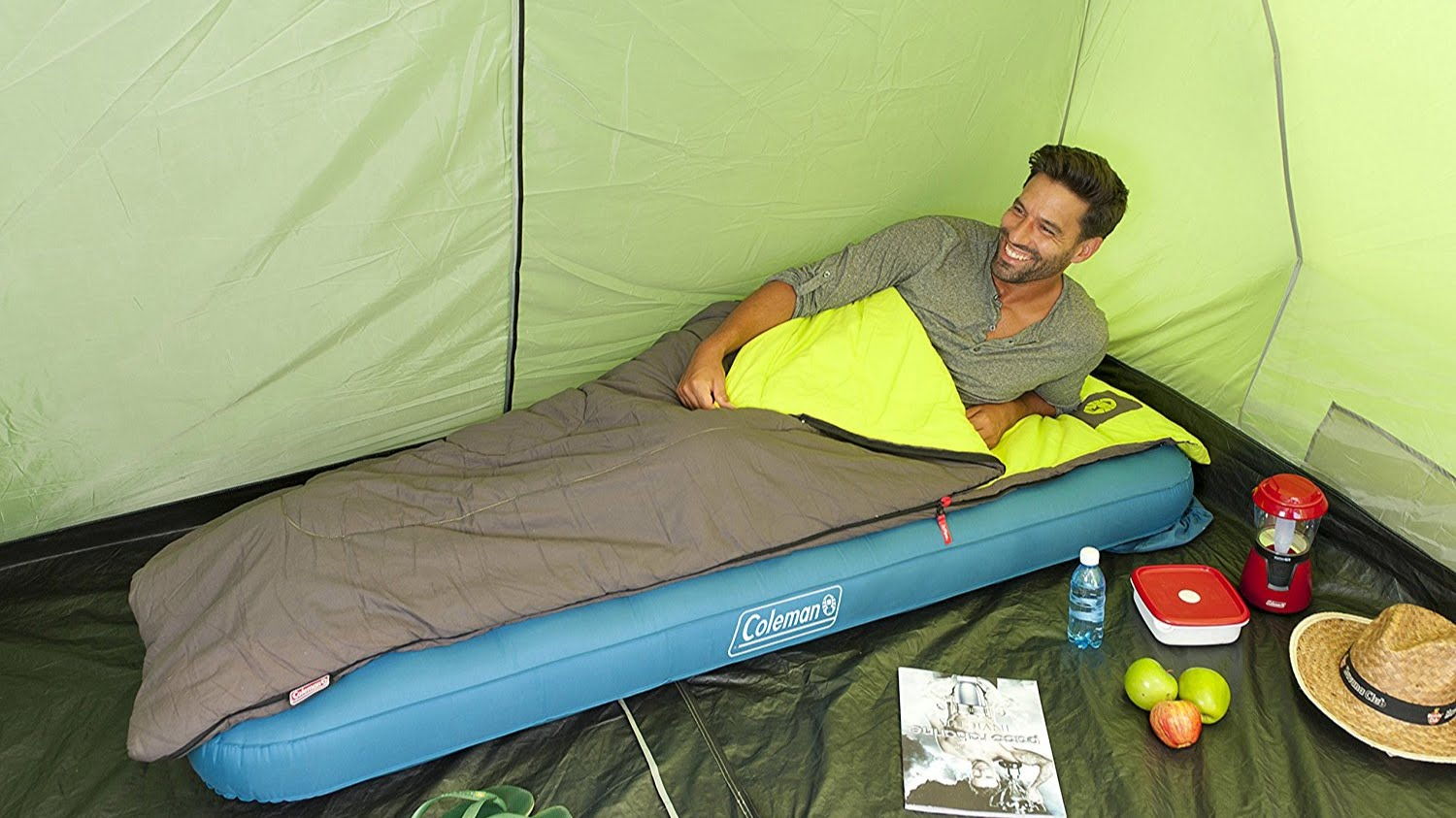 Camping Aero Bed The Best Camping Bed 2018 Get A Sound Night S Sleep Under The