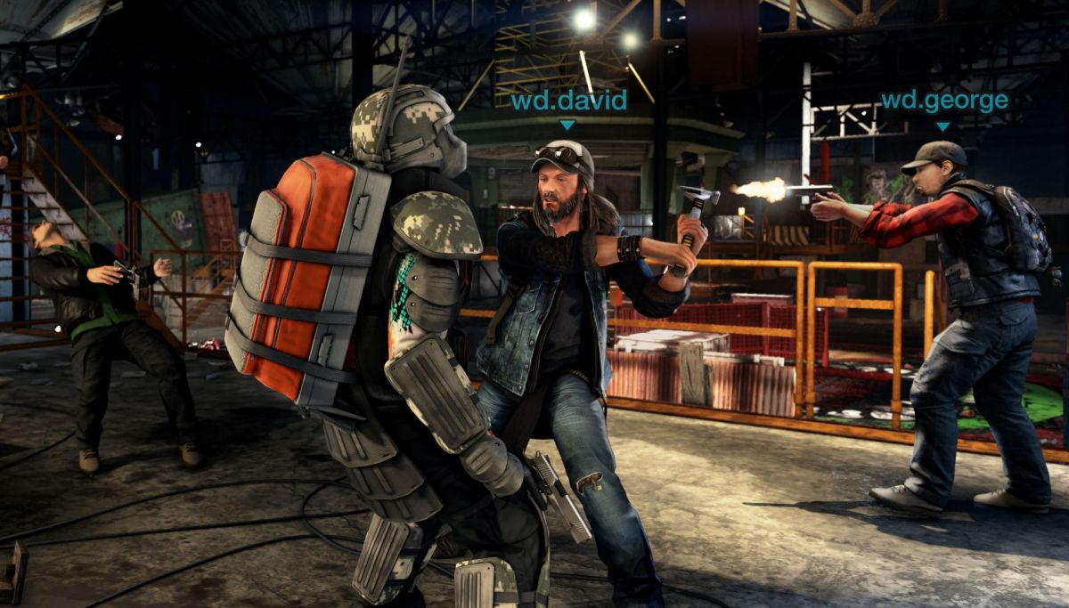 Bad Blood Ministry Watch Dogs' Bad Blood Dlc Is Now Available To Season Pass