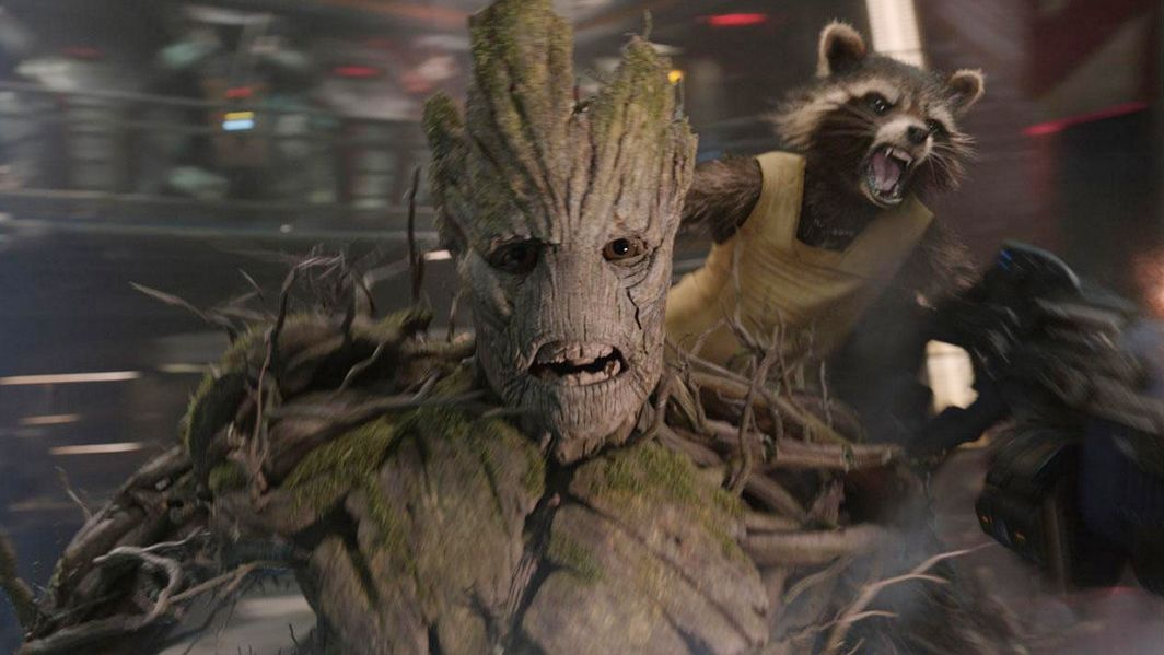 Wallpaper Kingdom Hearts 3d Do You Want A Groot Rocket Raccoon Spin Off Movie Vin