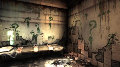 Question Mark Hd Wallpaper Batman Arkham Asylum Riddler Guide Page 7 Gamesradar