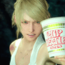 You Thought Final Fantasy 15 Was Weird Watch This Tie In Commercial For Instant Ramen