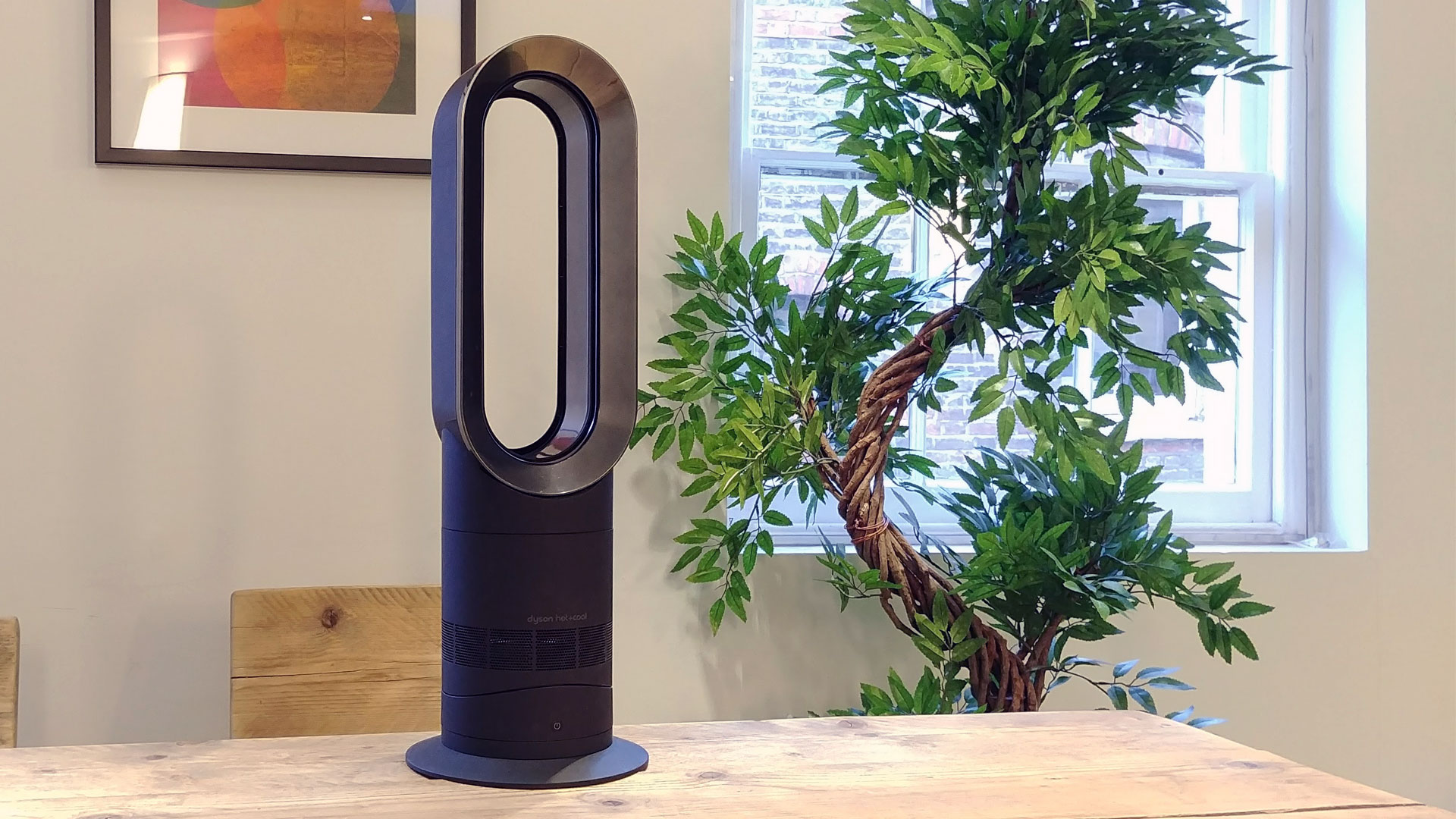 Dyson Am09 Dyson Am09 Hot Cool Fan Heater Review Techradar