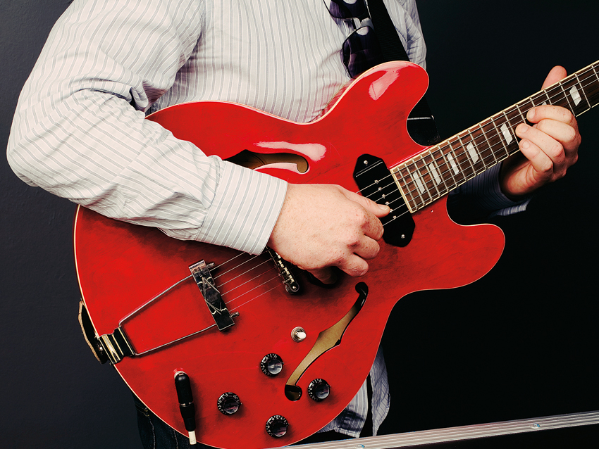 How to change the pickups on a Gibson ES-335 style guitar MusicRadar