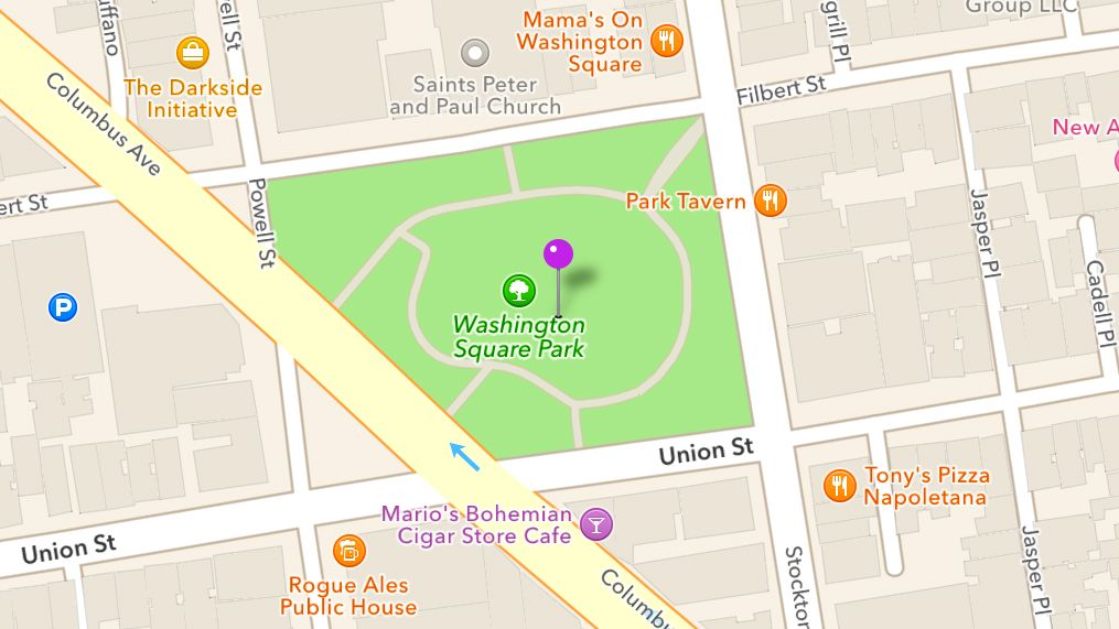 How to mark your location on iPhone TechRadar