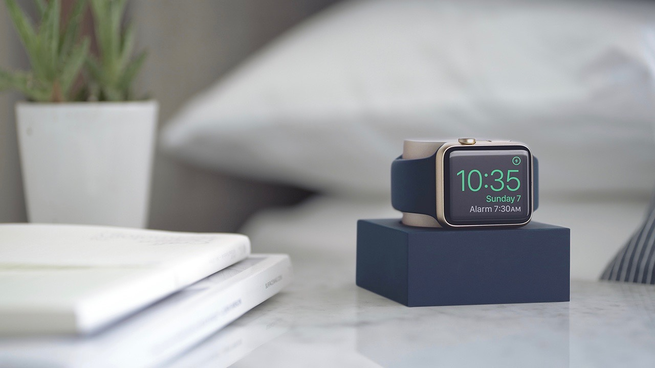 Stylish Charging Station Best Apple Watch Charging Stands How To Dock And Charge Your