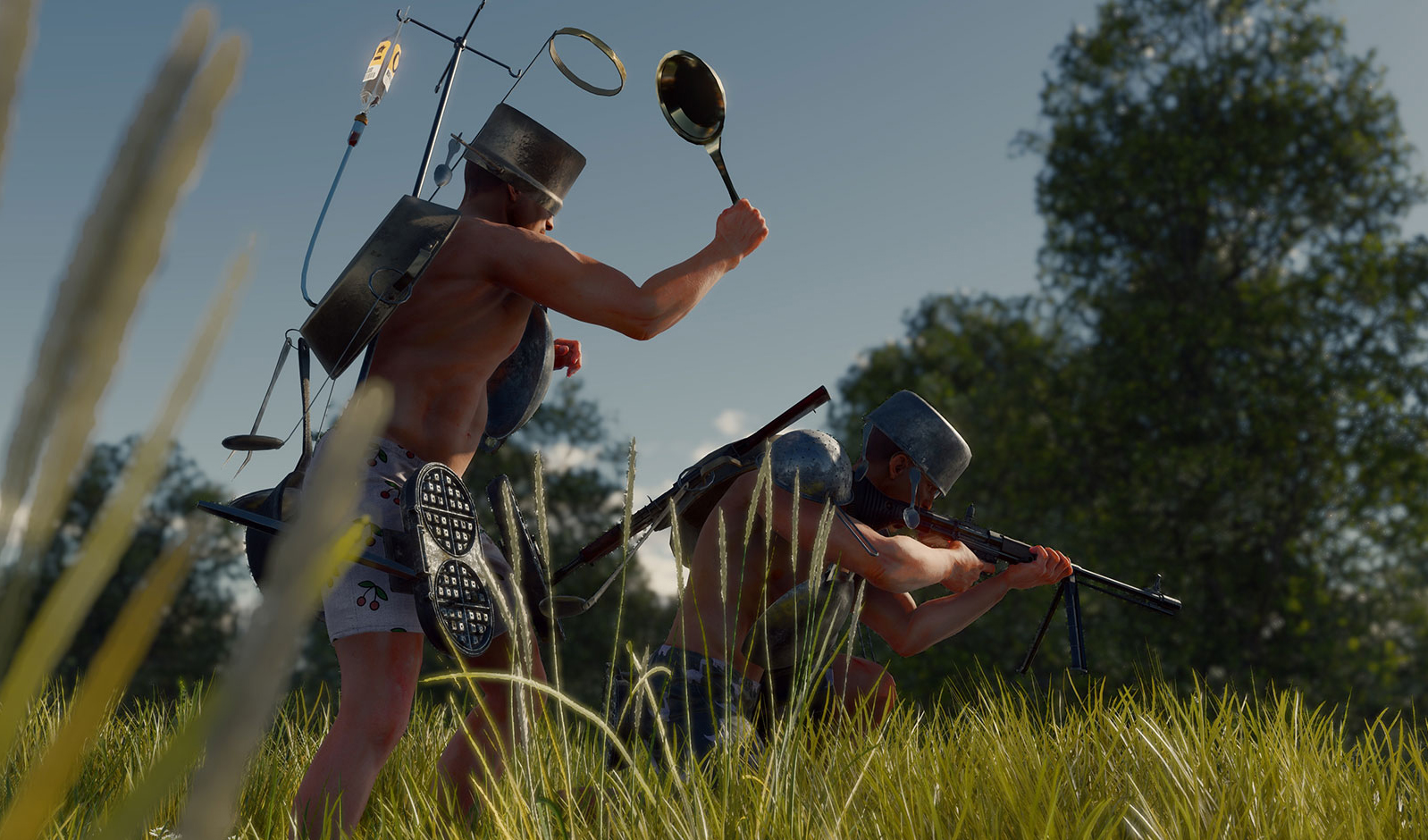Cuisine Royale How To Heal Cuisine Royale Started As A Joke But It S Now A Fun And