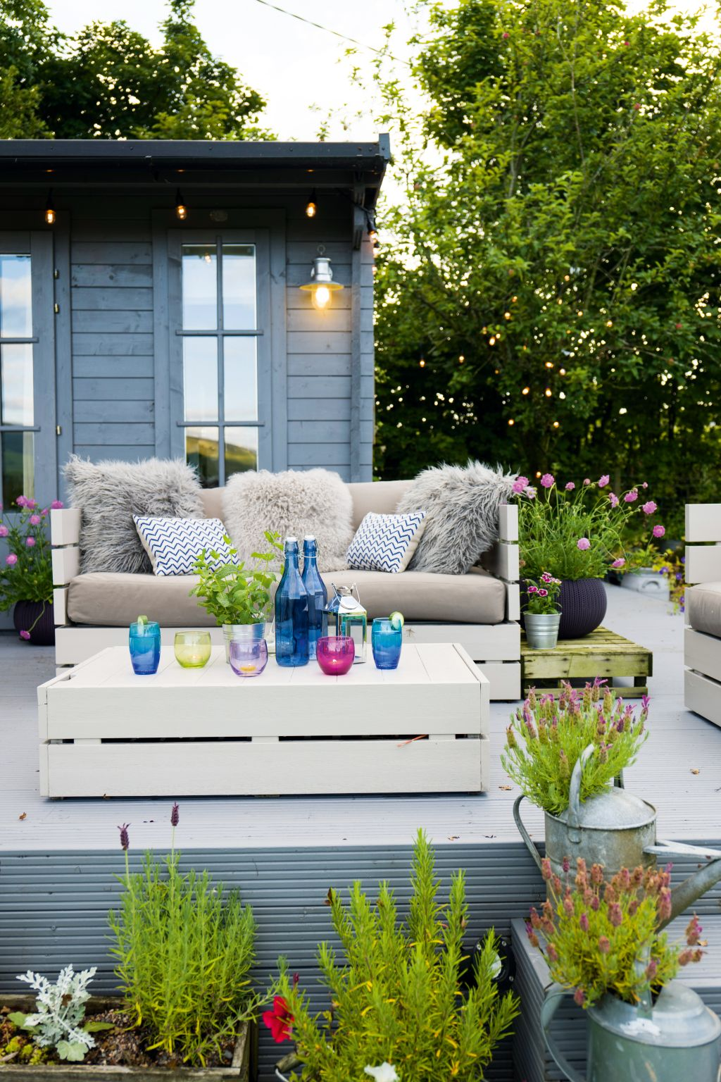 Budget Garden Ideas 28 Brilliantly Cheap Ways To Style Your Outdoor Space This Year Real Homes