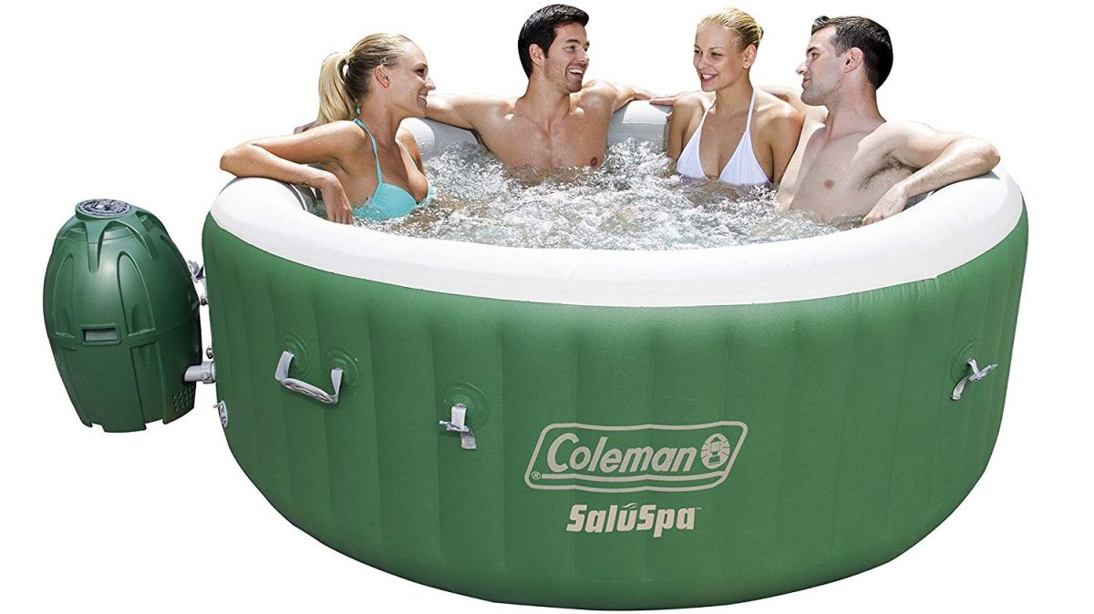 Intex Vs Bestway Review Best Inflatable Hot Tubs 2019 Perfect Portable Hot Tubs To
