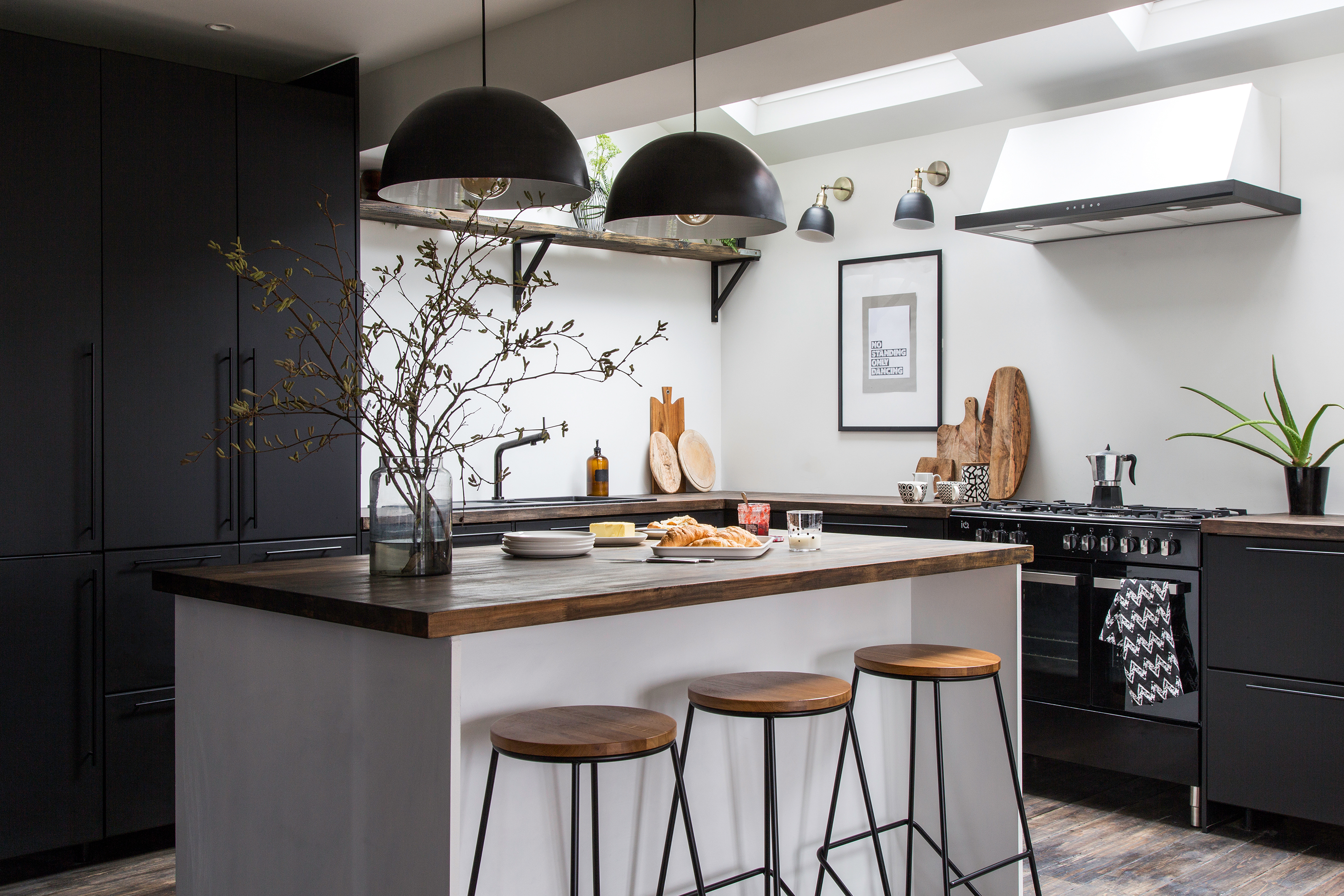 Ikea Kitchen Design Visit Kitchens On A Budget 16 Ways To Design A Stylish Space Real Homes