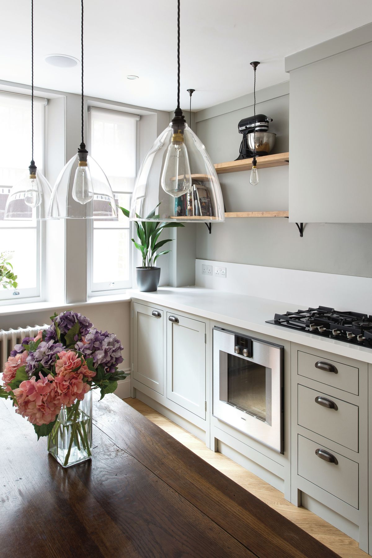 B&q Kitchen Design Jobs Kitchens On A Budget 16 Ways To Design A Stylish Space Real Homes