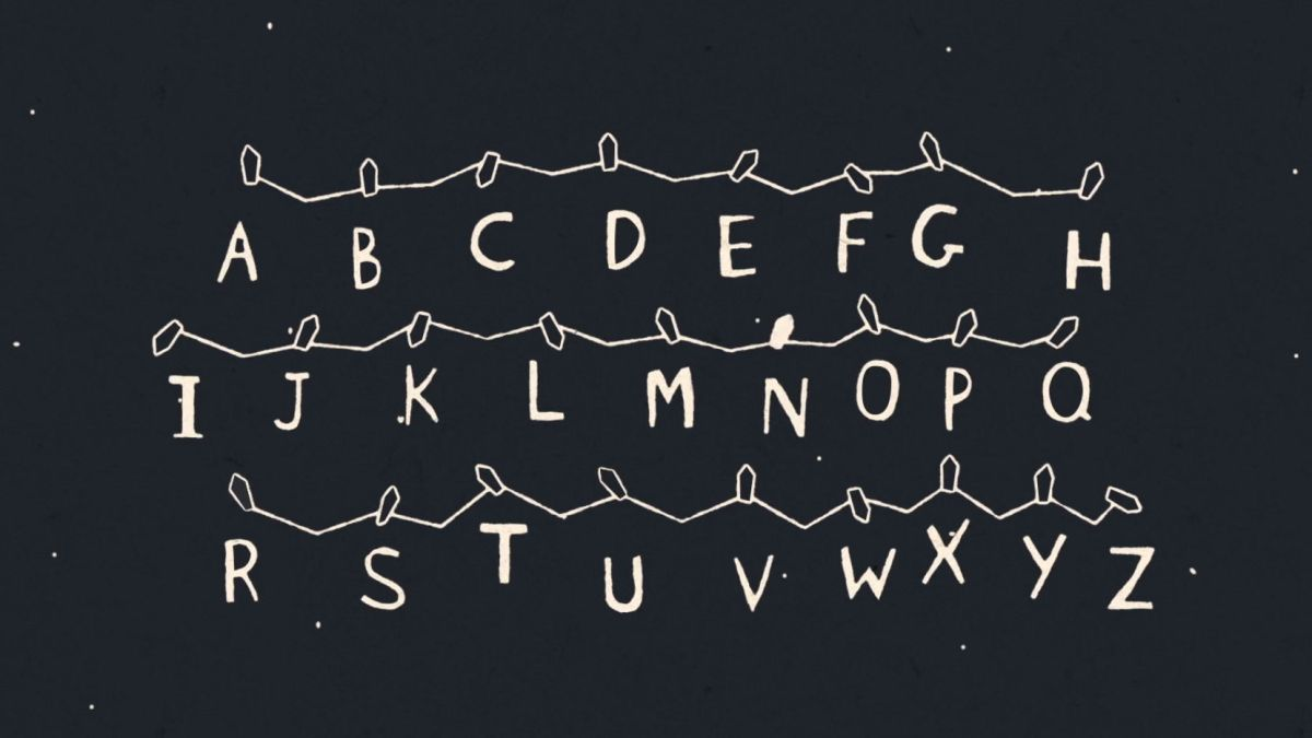 3d Animation Wallpaper For Pc Studio Creates Minimalist Stranger Things Animation