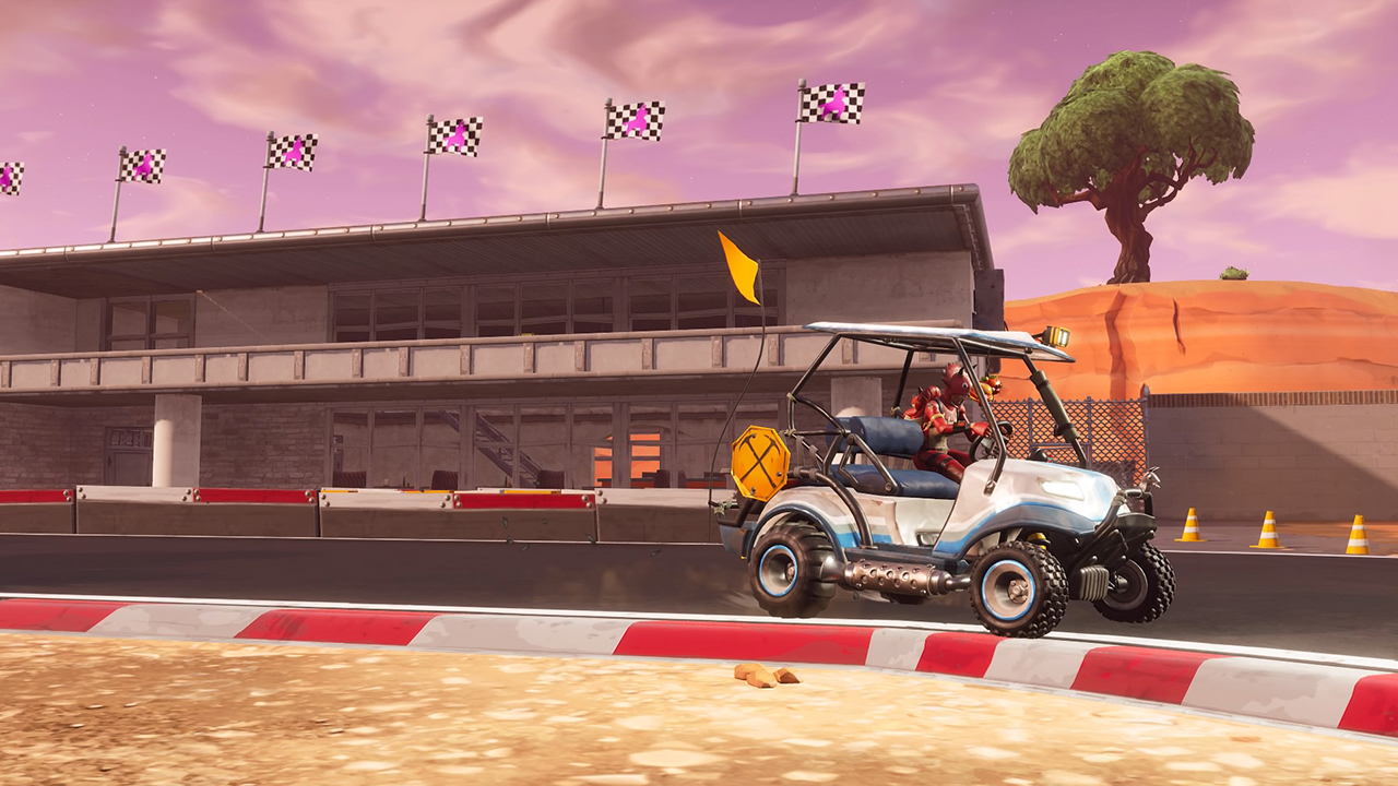 Kart Cross Buggy Build Where To Find The Fortnite Atk All Terrain Karts And Go For