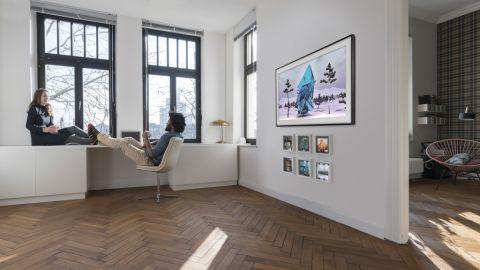 Samsung The Frame TV (2018) review TechRadar