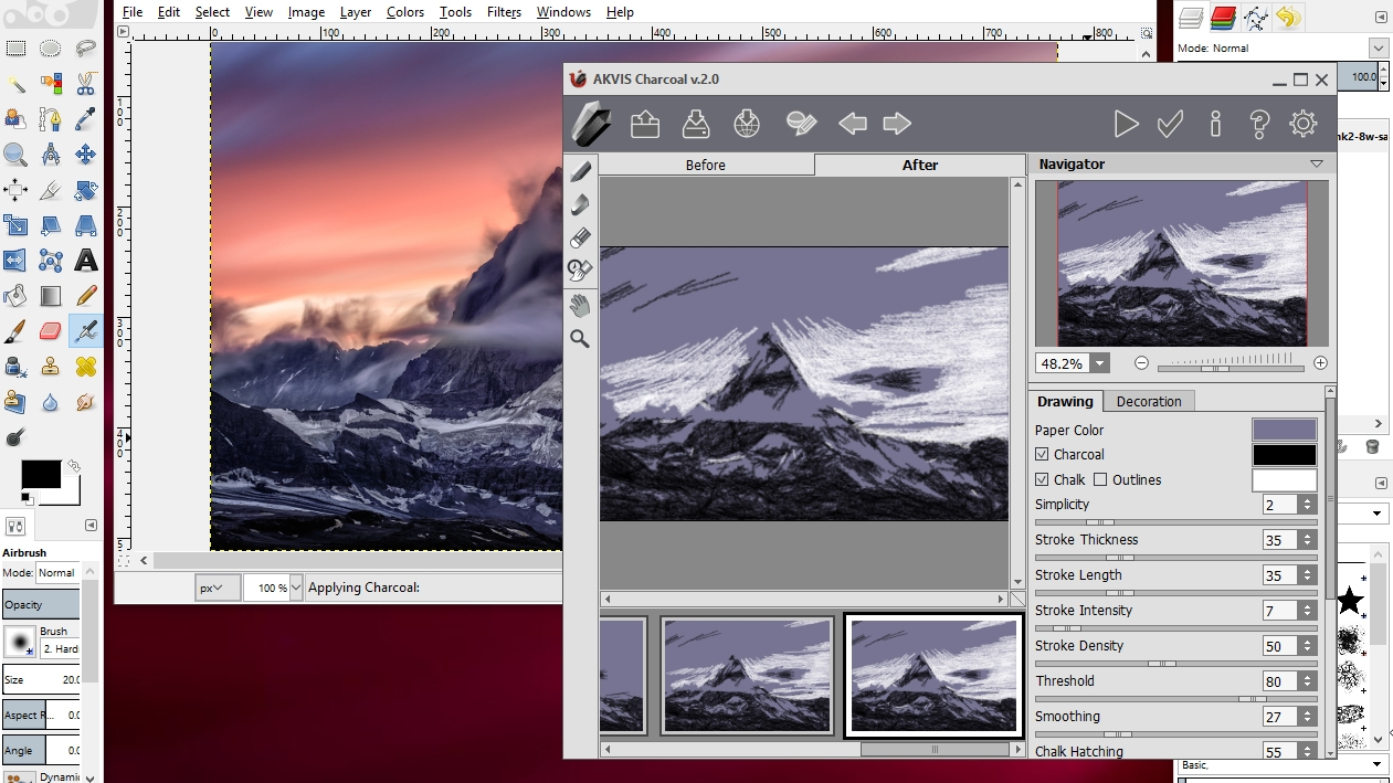 Gimp 2.0 How To Use Photoshop Plugins In Gimp Techradar