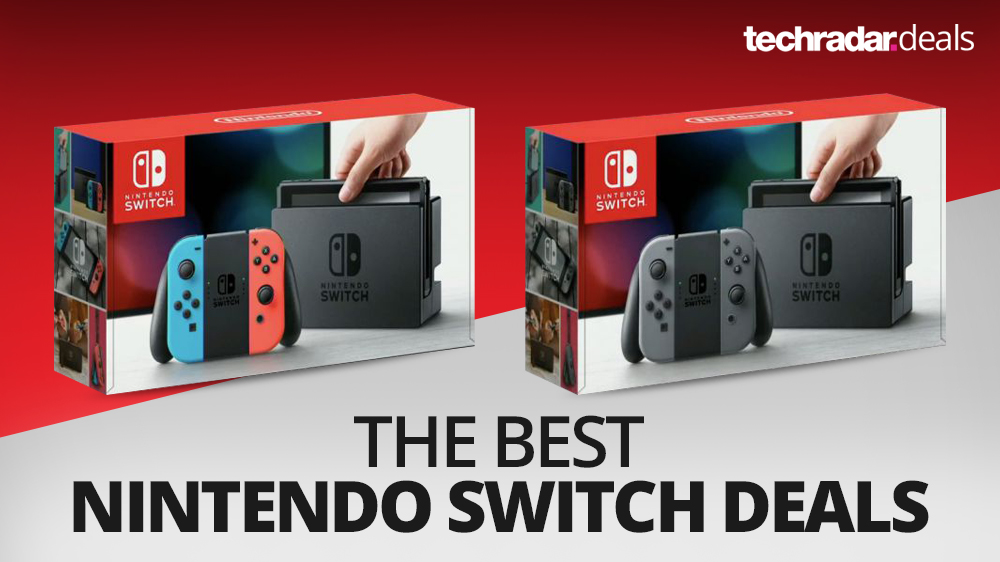 The cheapest Nintendo Switch bundles and deal prices in the April