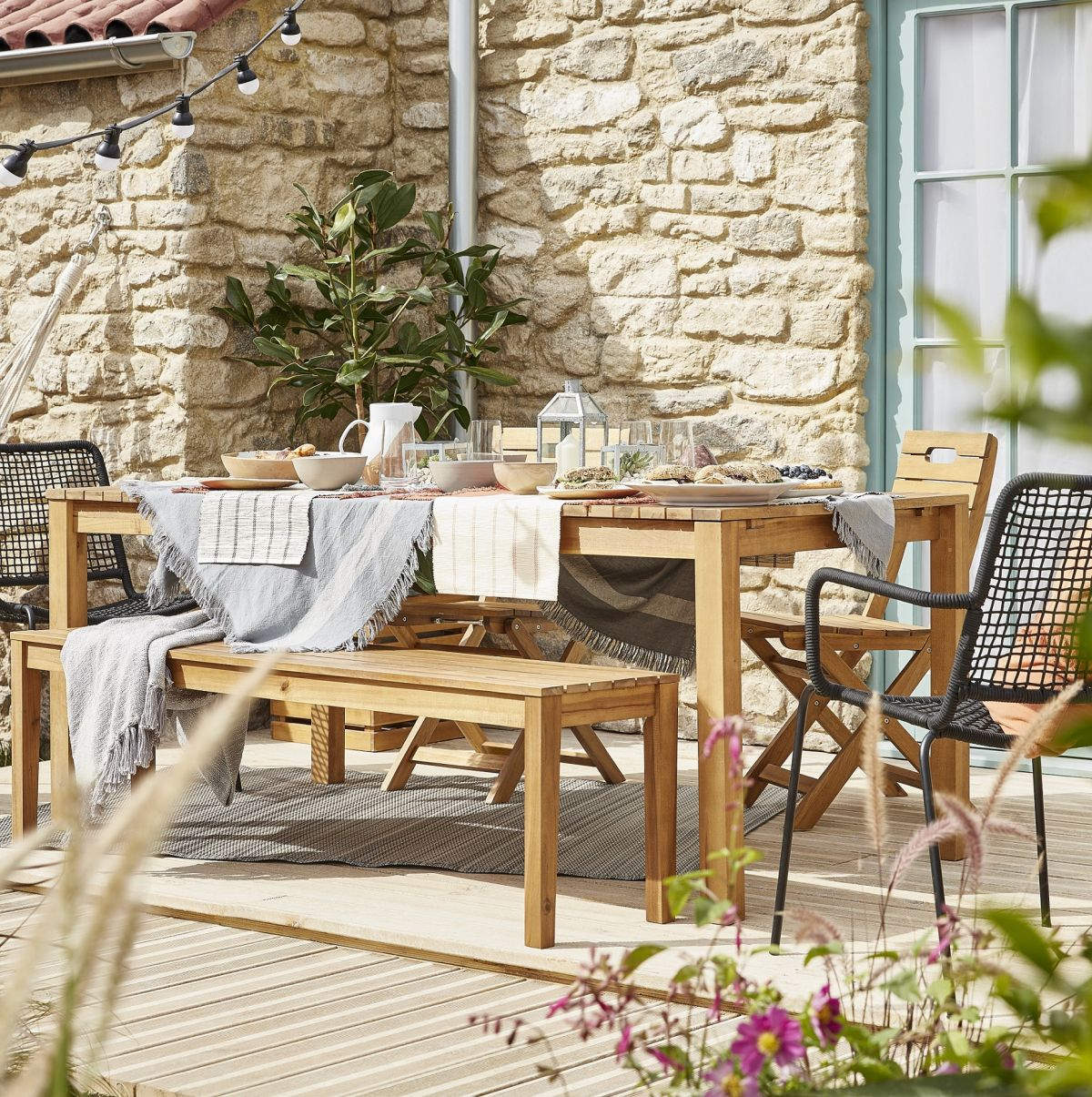 Attention Budget B Q Garden Furniture To Suit Every - B And Q Garden Furniture Clearance Sale