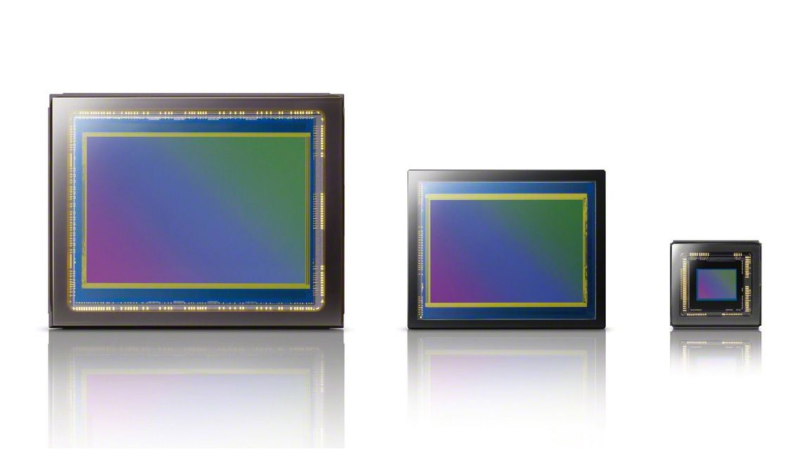 Sensor sizes explained what you need to know TechRadar