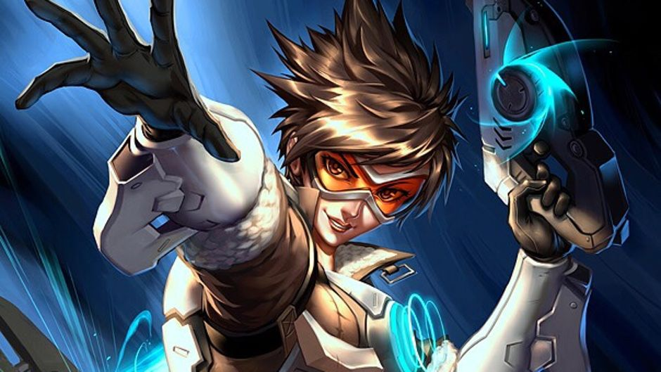 Overwatch Hanzo Wallpaper Iphone Overwatch Fan Art Shows Heroes In Their Ultimate Glory