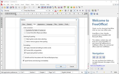 SoftMaker FreeOffice review and where to download review TechRadar
