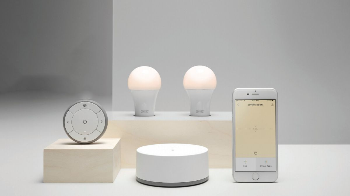Ikea Fans Ikea's Smart Lights Will Support Apple Homekit, Google