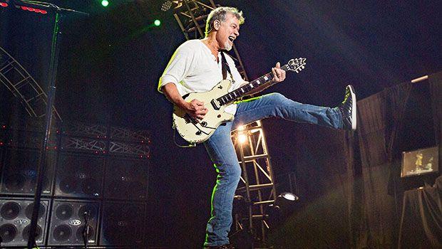 Eddie Van Halen Reveals Secrets Behind His Live Rig Guitars, Amps