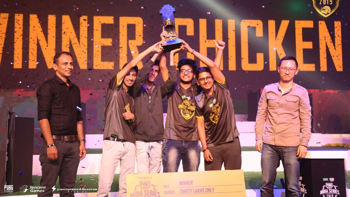 Handson Kweekkas Serre Team S0ul Wins The Pubg Mobile India Series 2019 Techradar