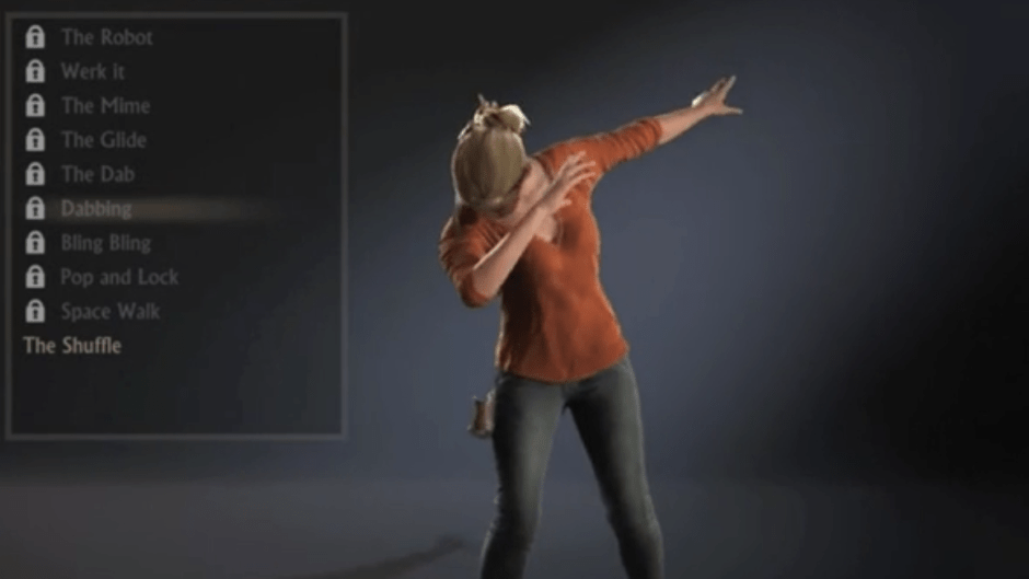 Wallpaper Jesus Christ 3d This Uncharted 4 Dance Video Will Make Your Week Better