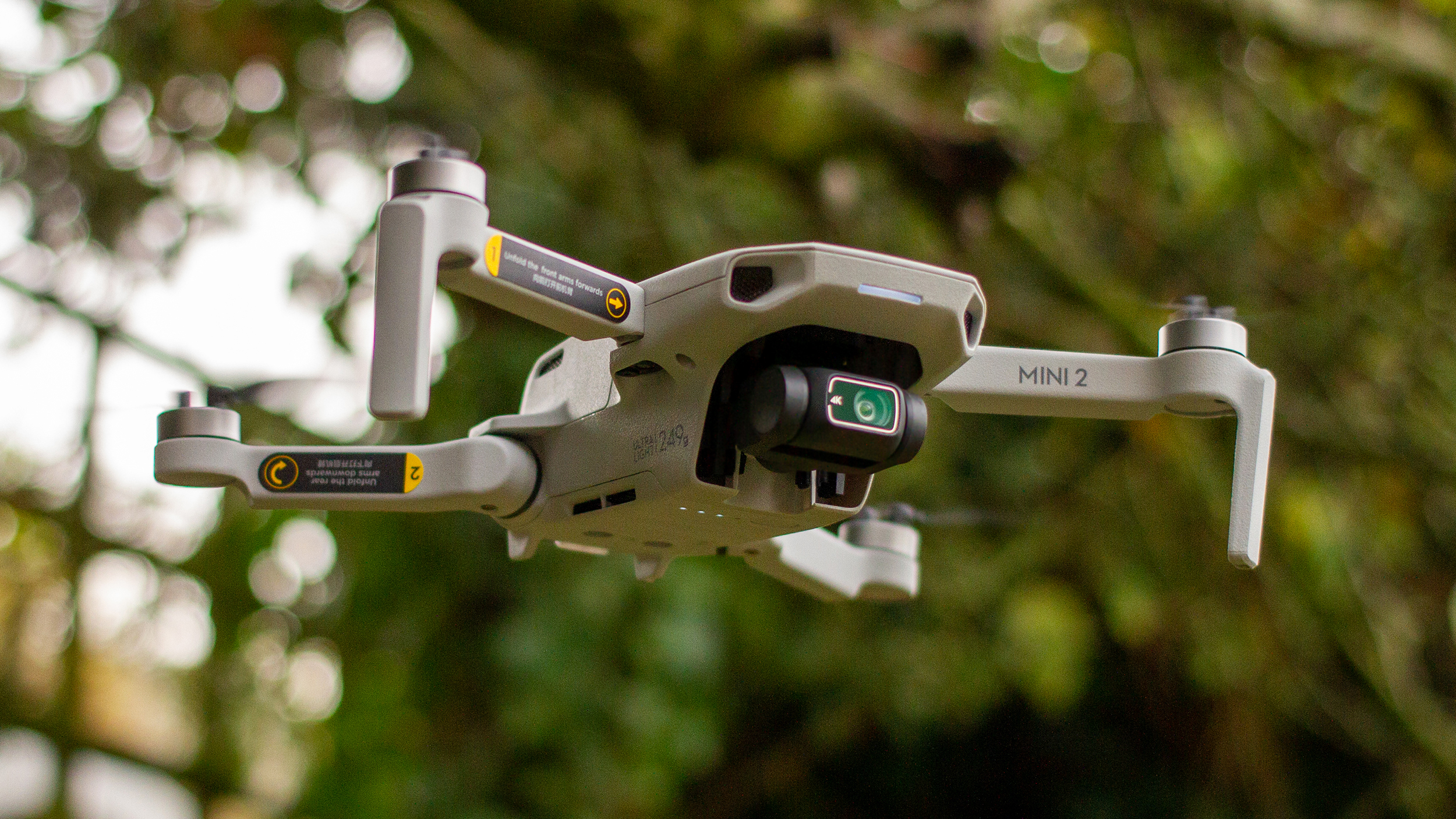Https Www Techradar Com Reviews Dji Mini 2