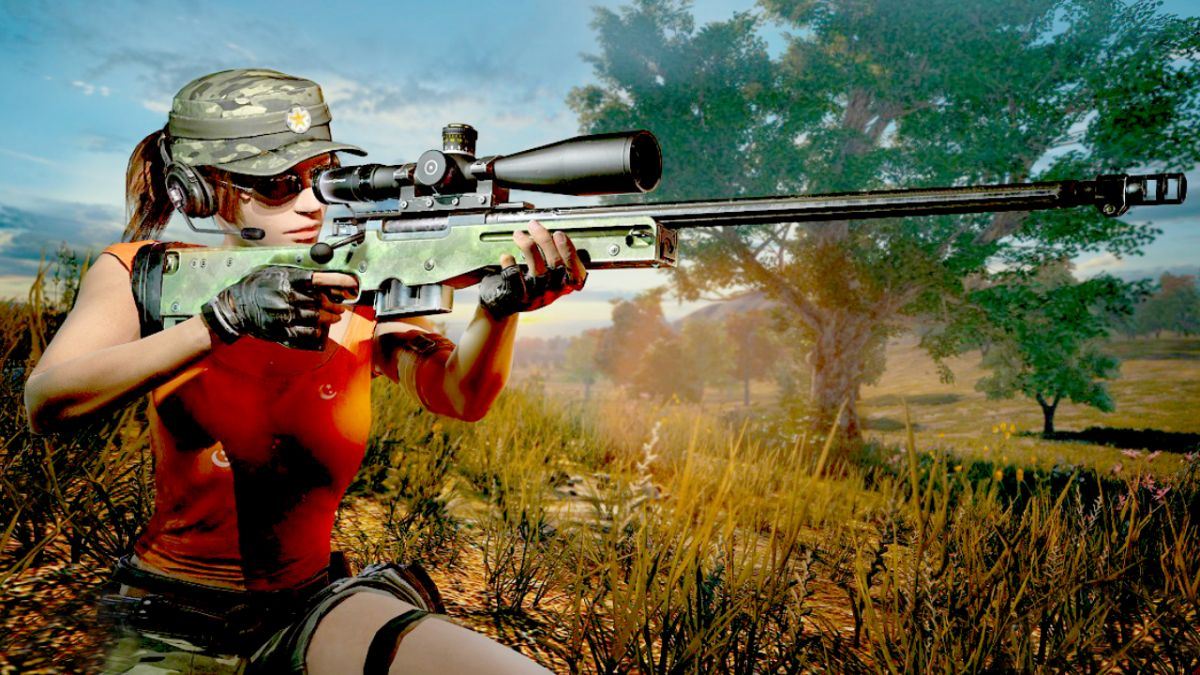 Pubg Pc Controls Wallpaper Playerunknown S Battlegrounds Gun Guide What Are The