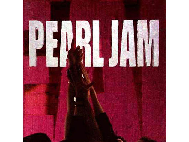 The Cars Band Cover Wallpaper Pearl Jam Ten