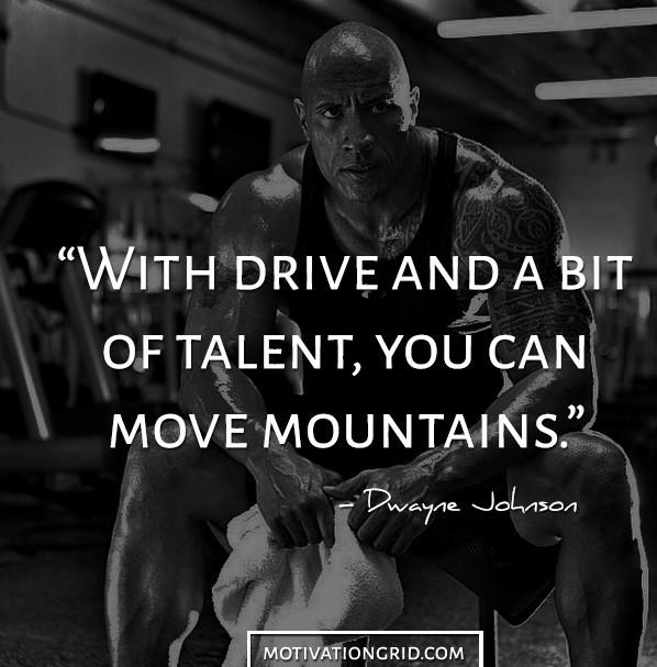 Dwayne Joohnson Inspirational Quotes Wallpaper 25 Bad Ass Dwayne Johnson Motivational Picture Quotes